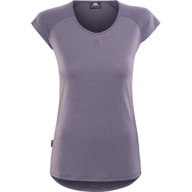 Mountain Equipment Equinox Tee Dame welsh slate